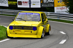 Olivier Jeanneret, VW Golf 1600, ACS
