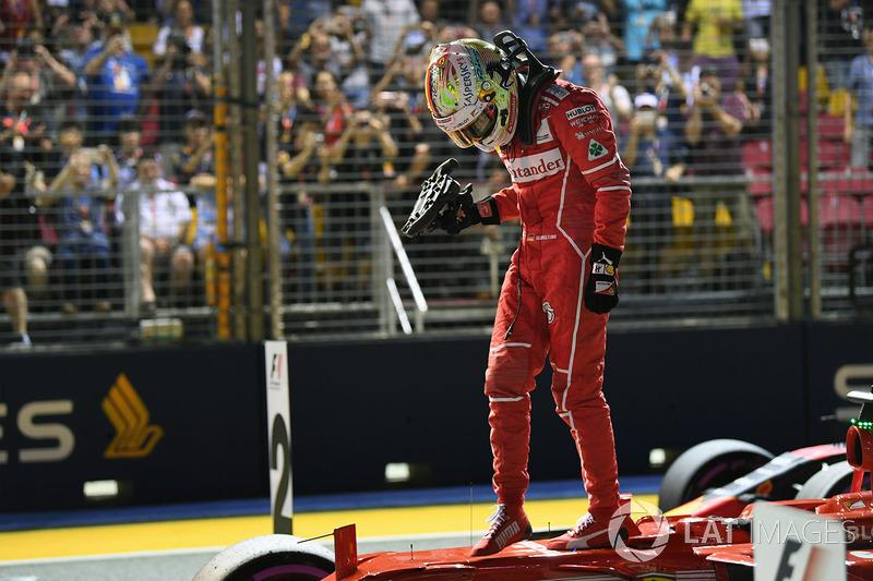 Pasa las fotos y descubre nuestro análisis de la derrota de Ferrari y Vettel