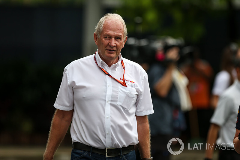 Dr Helmut Marko, Red Bull, Motorsportberater
