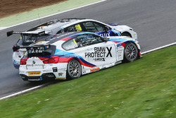 Ashley Sutton, Team BMR Subaru Levorg, Colin Turkington, Team BMW BMW 125i M Sport