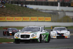 #8 Bentley Team M-Sport Bentley Continental GT3: Andy Soucek, Maxime Soulet, Vincent Abril