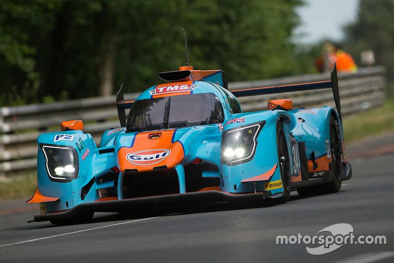 LMP2: #34 Tockwith Motorsports, Ligier JS P217 Gibson