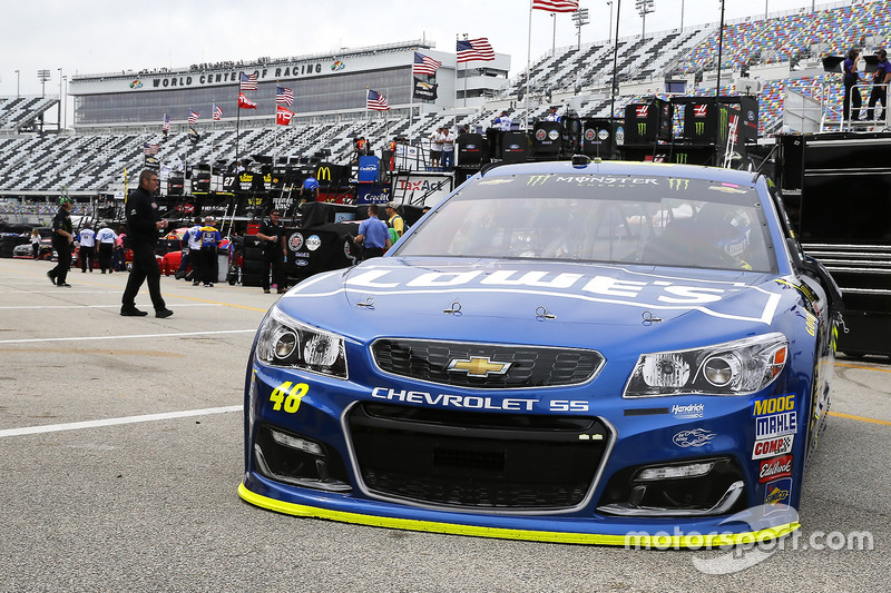 jimmie johnson hendrick motorsports chevrolet at daytona 500. Cars Review. Best American Auto & Cars Review