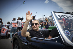 Valtteri Bottas, Mercedes AMG F1, in the drivers parade