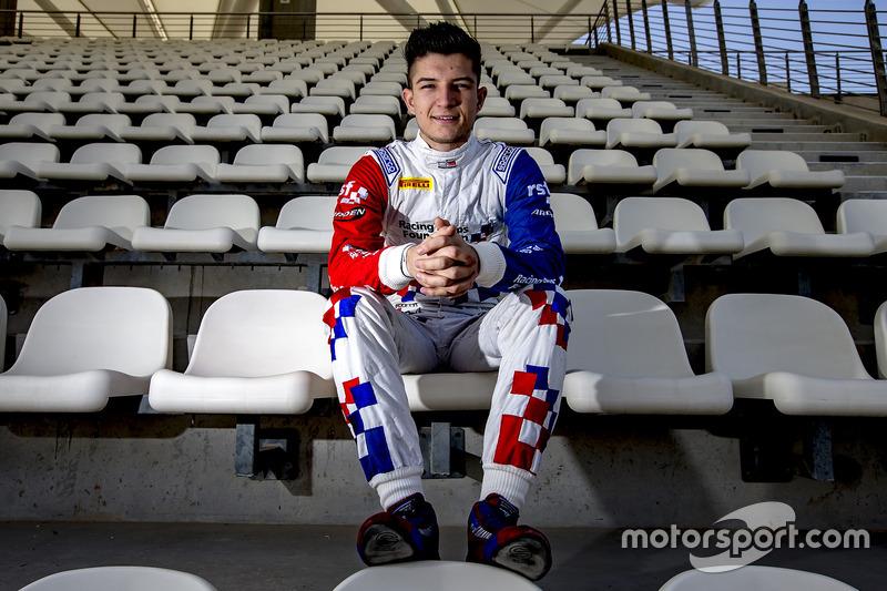 #14: Jake Dennis - 4. Platz GP3 (Arden)