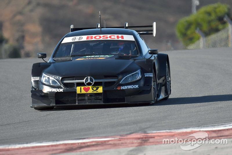 Robert Wickens, Mercedes AMG C63 DTM