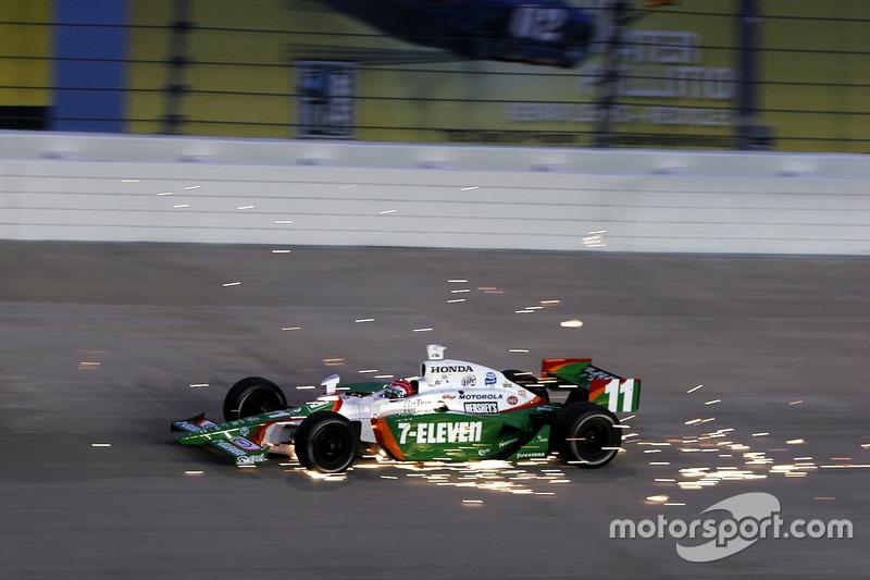 IndyCar, Nashville 2006: Tony Kanaan, Andretti Green, Honda
