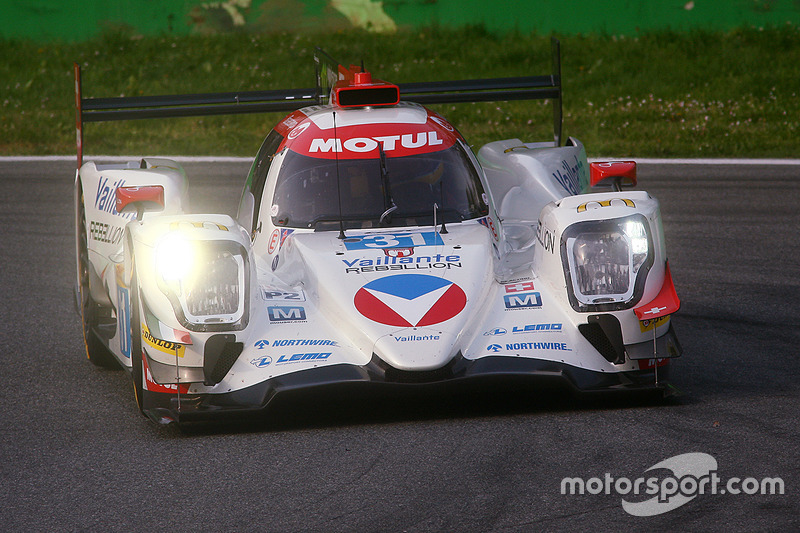 #31 Vaillante Rebellion Racing Oreca 07 Gibson: Julien Canal, Bruno Senna