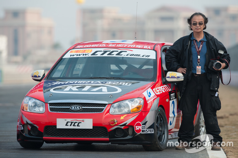 于明曾担任CTCC中国房车锦标赛官方杂志主编