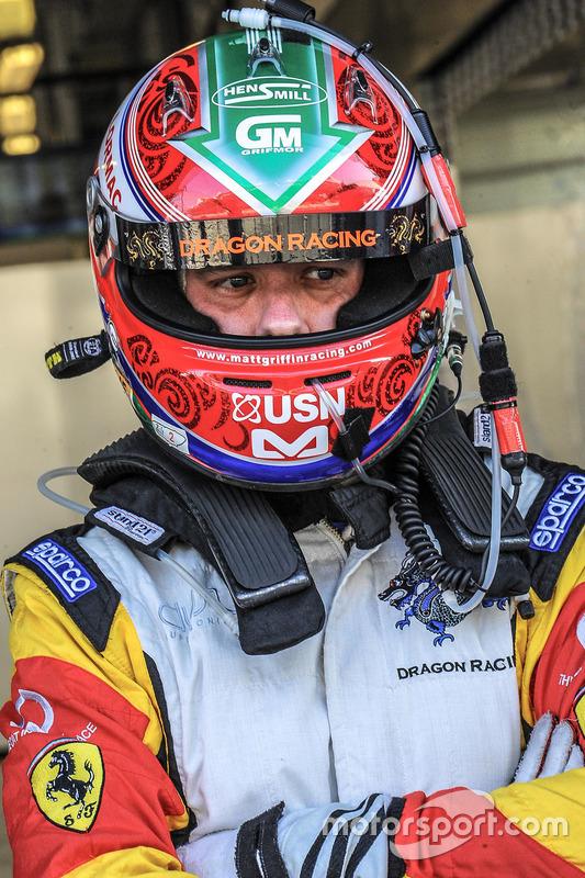 Matt Griffin, Dragon Racing