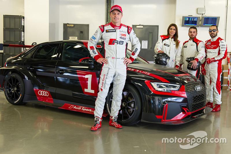 Marcel Fässler, Audi RS3 LMS, Audi Sport Team WRT