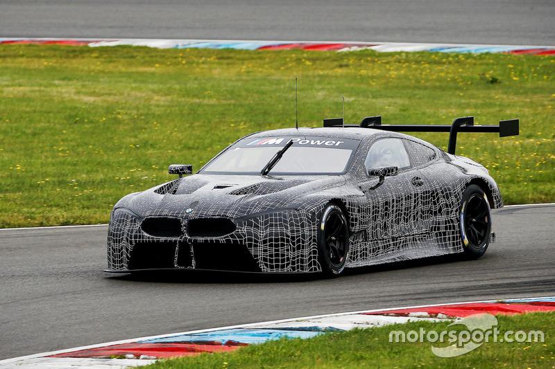 Мартин Томчик, BMW M8 GTE