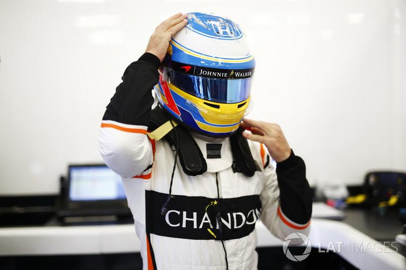 1: Fernando Alonso