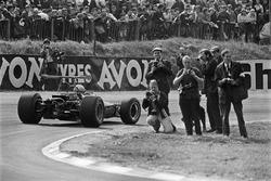 Denny Hulme, McLaren Ford-Cosworth