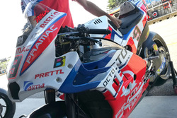 Danilo Petrucci, Pramac Racing, Bike-Verkleidung