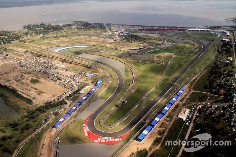 #5: Autodromo Termas de Rio Hondo (Argentina) - 177,120 km/h