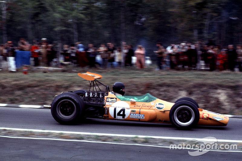 Dan Gurney, McLaren M7A