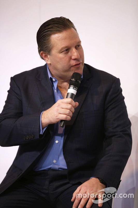 Zak Brown, Presidente de Motorsport Network