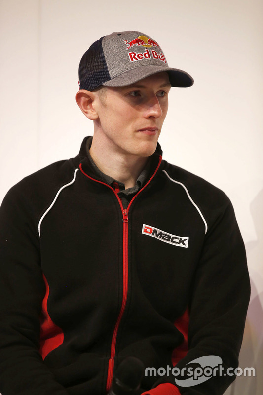 Elfyn Evans, DMACK World Rally Team