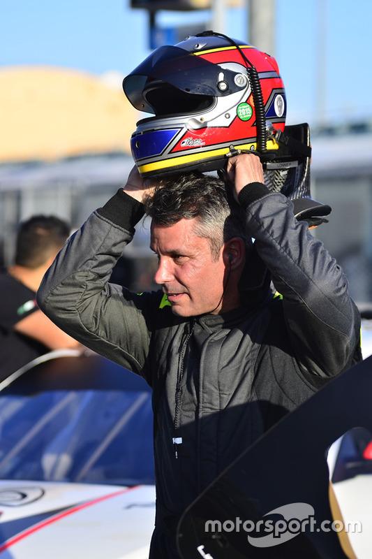 Lonnie Pechnik de P1 Motorsports