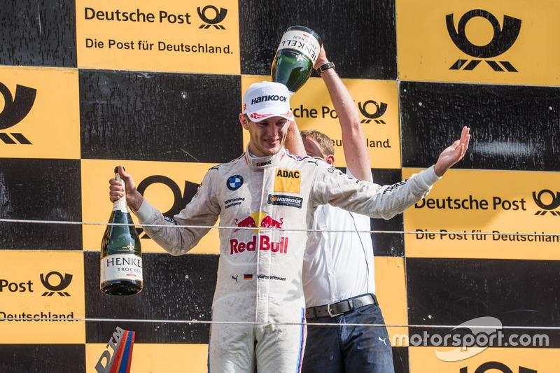 А другу перемогу здобув Марко Вітманн, пізніше дискваліфікований