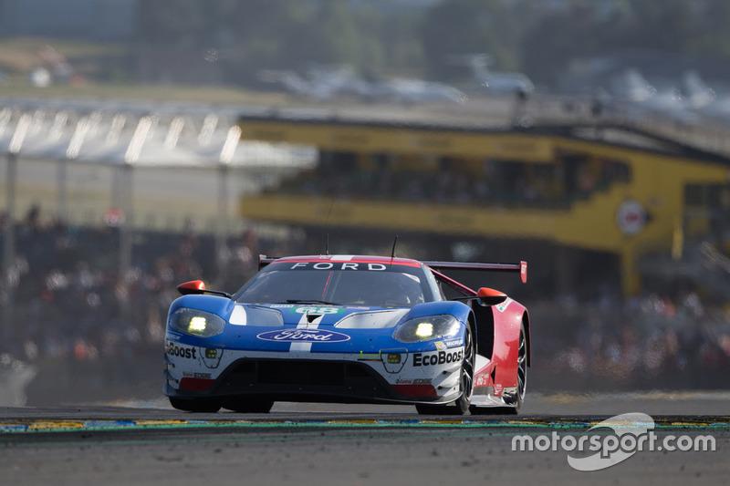 Tony Kanaan, que também estreou nas 24 Horas, foi o sexto colocado na GTE Pro e 23º no geral.