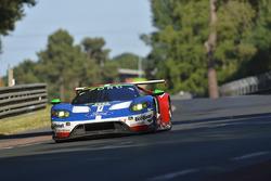 #66 Ford Chip Ganassi Racing Ford GT: Olivier Pla, Stefan Mücke, Billy Johnson