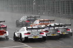 Paul Di Resta, Mercedes-AMG Team HWA, Mercedes-AMG C63 DTM, Maro Engel, Mercedes-AMG Team HWA, Mercedes-AMG C63 DTM, Gary Paffett, Mercedes-AMG Team HWA, Mercedes-AMG C63 DTM