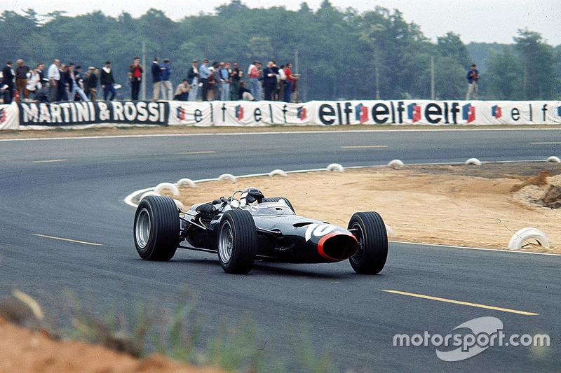 Jackie Stewart, BRM P261