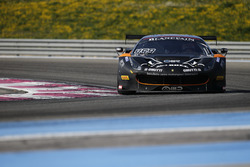 #459 Black Bull Racing, Ferrari 488 Italia GT3: Mirko Venturi, Stefano Gai