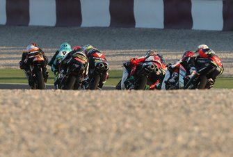 Aron Canet, Max Racing Team leads