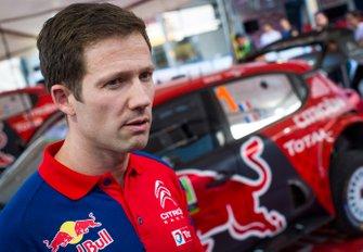 Себастьян Ож'є, Citroën C3 WRC, Citroën World Rally Team