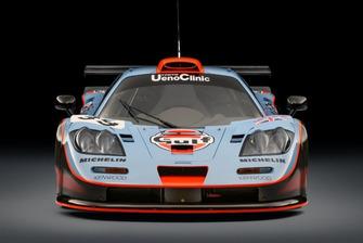 Restauration McLaren F1 GTR