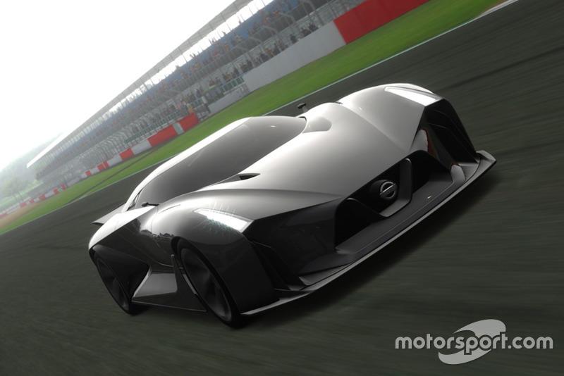 NISSAN CONCEPT 2020 Vision Gran Turismo (juli 2014)