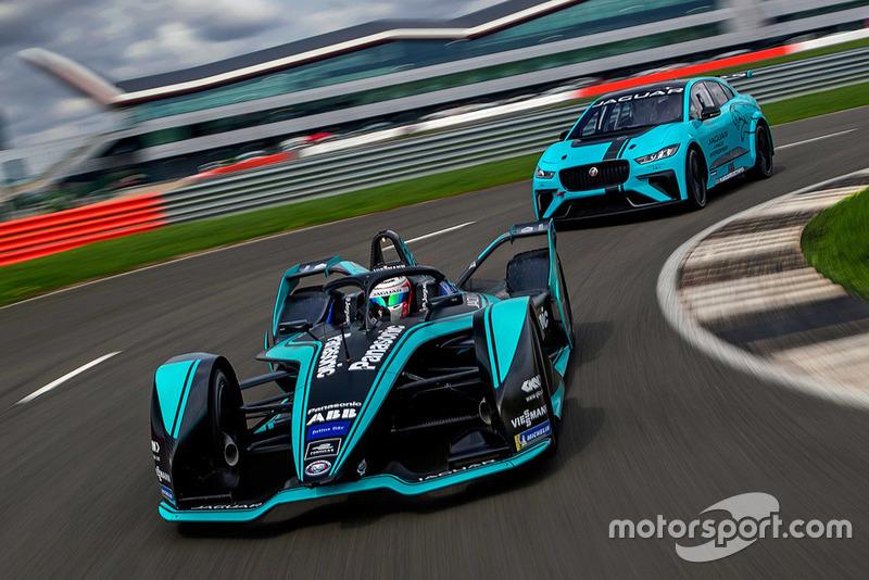 Nelson Piquet Jr., Jaguar Racing I-TYPE 3 dan Jaguar I-Pace eTrophy