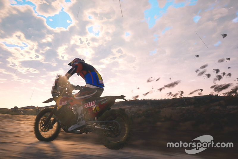 Screenshot Dakar 18