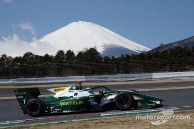 Super-Formula-Test in Fuji