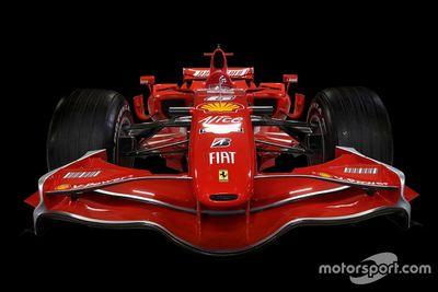 Presentazione Ferrari F2007, Maranello, Italia