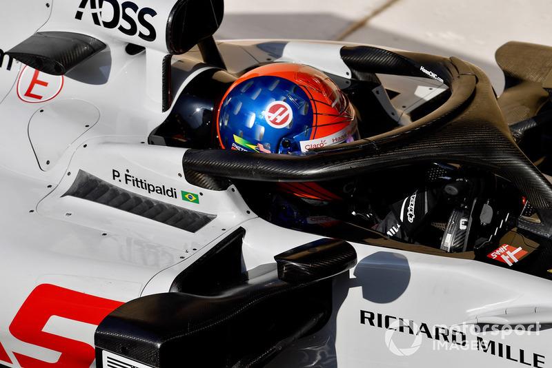 Pietro Fittipaldi, Haas F1 Team VF-18