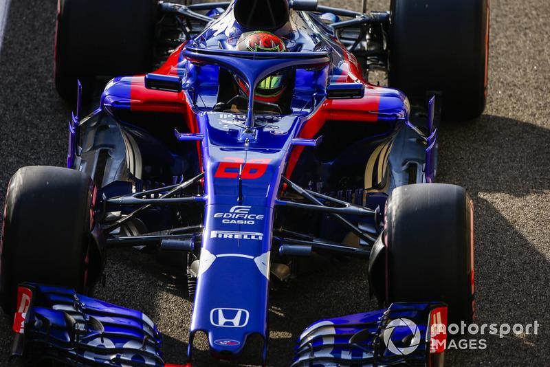 16: Brendon Hartley, Toro Rosso STR13, 1'37.994