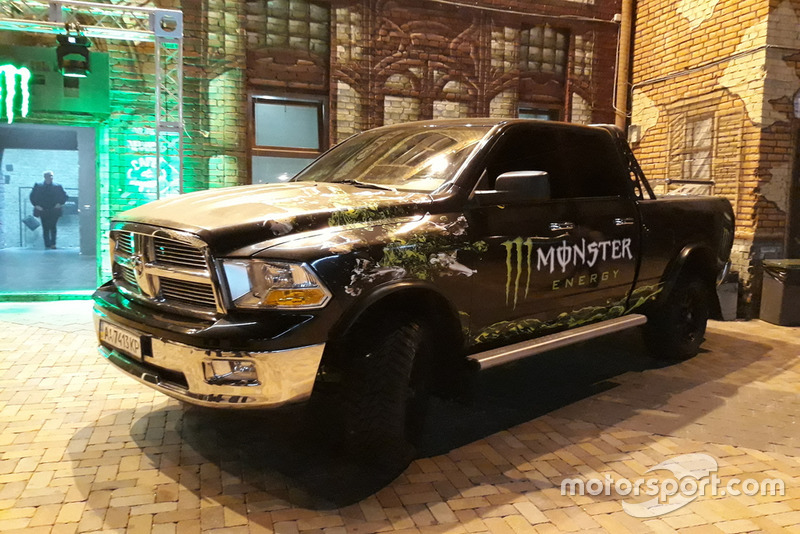 Перезапуск Monster Energy в Україні