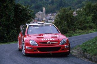 Sebastien Loeb, Citroen Xsara WRC