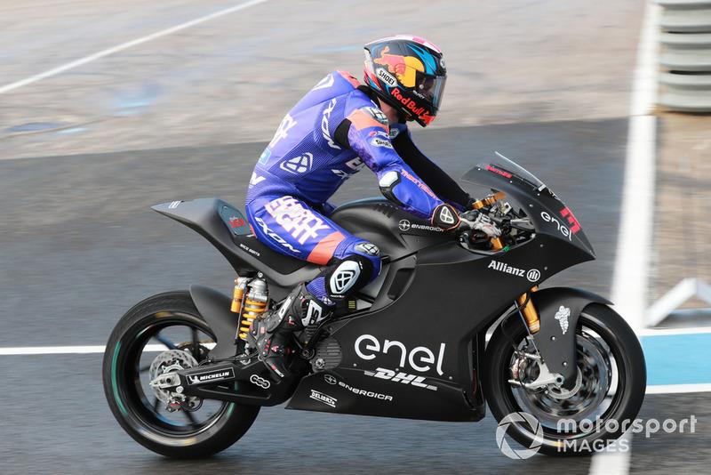 Бредлі Сміт, One Energy Racing (SIC)