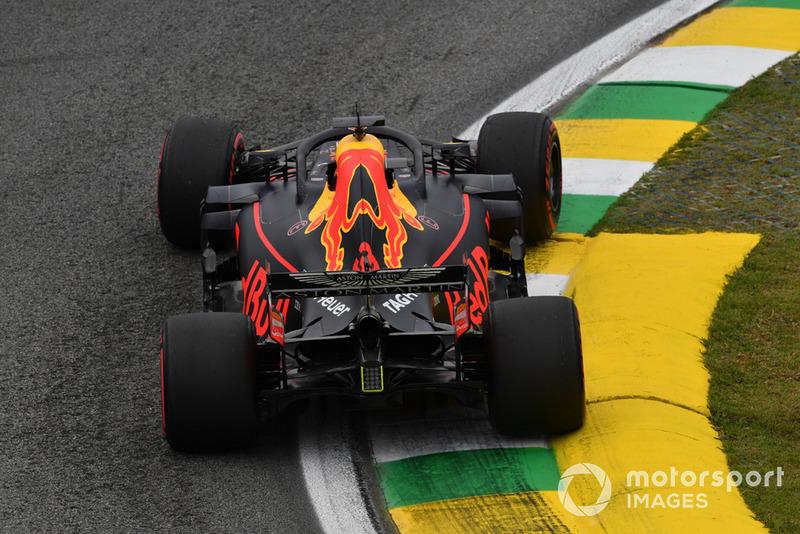 11: Daniel Ricciardo, Red Bull Racing RB14, 1'07.780 (inc 5-place grid penalty)