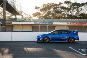 2019 Subaru WRX STI Diamond Edition