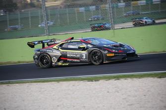 Lamborghini Huracan Super Trofeo Evo #3: Snoeks, Pull