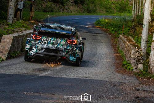 Ford Puma Rally1 - Testy