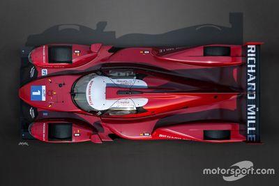 Richard Mille Racing Team lansmanı