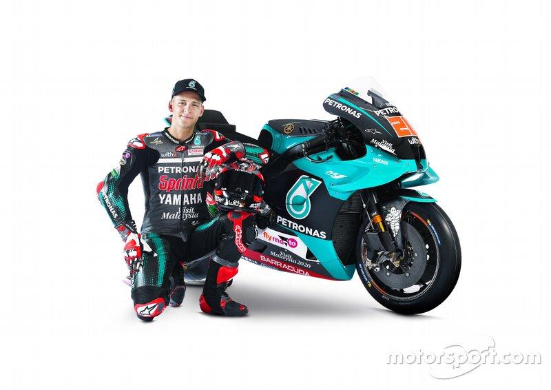 Teampresentatie Petronas Yamaha SRT