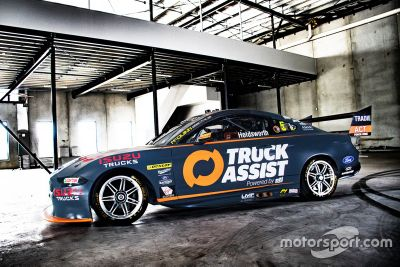 Tickford Racing livery launch